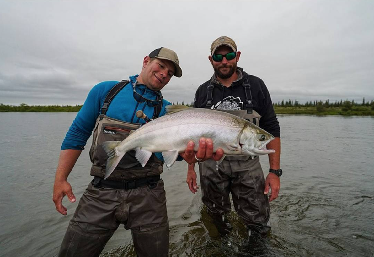 Alagnak lodge guide position filled for Fishing guide jobs