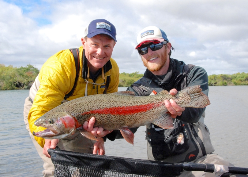Deneki outdoors camp hand lodge staff positions for Fly fishing jobs